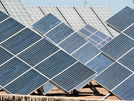קולטנים סולאריים (צילום: stock_xchng)